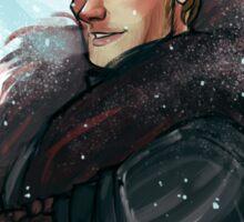 Commander Cullen Sticker