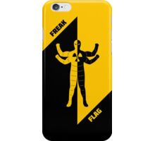 Freak Flag iPhone Case/Skin