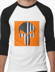 The Punisher Skull Men's Baseball ¾ T-Shirt