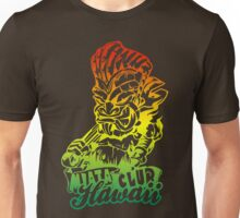 Miata Club of Hawaii TIKI DIY Reggae Vibe Unisex T-Shirt