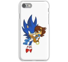 Sonic and Sally iPhone Case/Skin