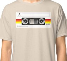 Cassette tape vector design Classic T-Shirt