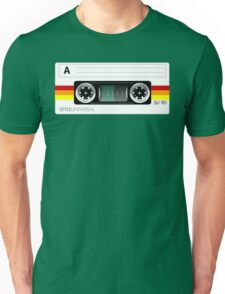Cassette tape vector design Unisex T-Shirt