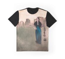 The Time Garden - The Girl Who Leapt Through Time Graphic T-Shirt