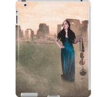 The Time Garden - The Girl Who Leapt Through Time iPad Case/Skin