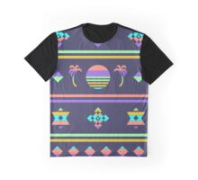 Cool Breeze Blowing Graphic T-Shirt