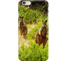 Wallabies iPhone Case/Skin