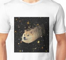 Doge such Hyperdrive  Unisex T-Shirt