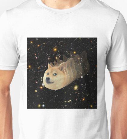 Doge such Hyperdrive  Unisex T-Shirt