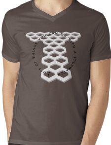 Torchwood Stopwatch Mens V-Neck T-Shirt