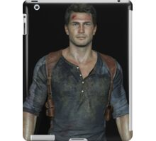 Nathan Drake uncharted iPad Case/Skin