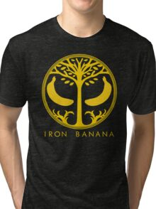 IRON BANANA Tri-blend T-Shirt