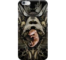 MECHANCIAL HARVEST iPhone Case/Skin