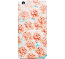 Abstract floral pattern 5 iPhone Case/Skin