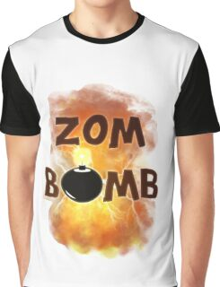 Zombomb Graphic T-Shirt