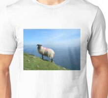you are looking at me? Unisex T-Shirt