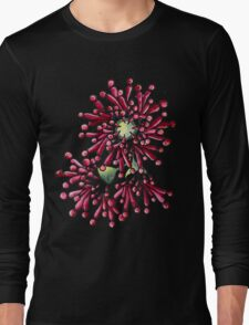 Eucalyptus Flowers Long Sleeve T-Shirt
