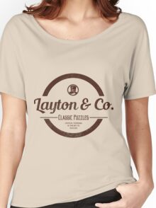 Layton & Co. Classic Puzzles Women's Relaxed Fit T-Shirt