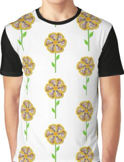 Buster Blooms Graphic T-Shirt