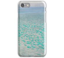 Gustav Klimt - Attersee - Gustav Klimt - Lake Attersee  iPhone Case/Skin