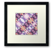 In your own precious way Framed Print