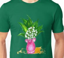 May Lily Painting Unisex T-Shirt