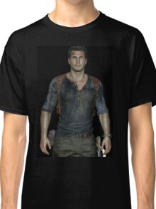 Nathan Drake uncharted Classic T-Shirt
