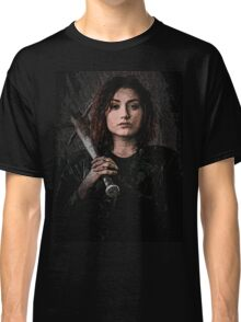 Z nation - Addison portrait Classic T-Shirt
