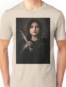 Z nation - Addison portrait Unisex T-Shirt
