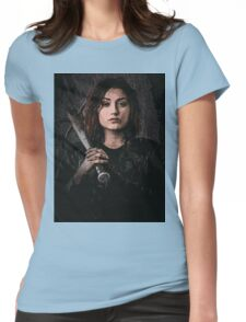 Z nation - Addison portrait Womens Fitted T-Shirt
