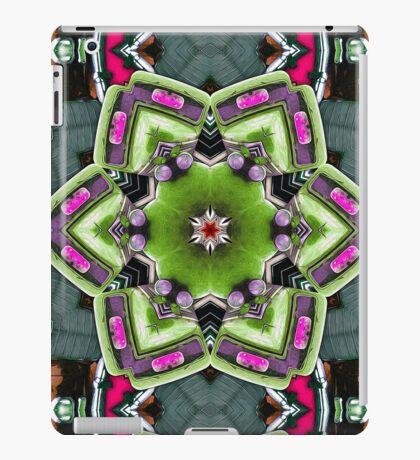 Abstract Auto Artwork Three iPad Case/Skin