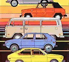 Volkswagen World  by Sharon Poulton