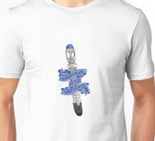 Doctor Who - Handyman Of The Universe Unisex T-Shirt