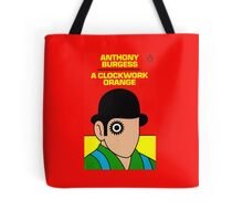 A Clockwork Orange Book Cover Tote Bag