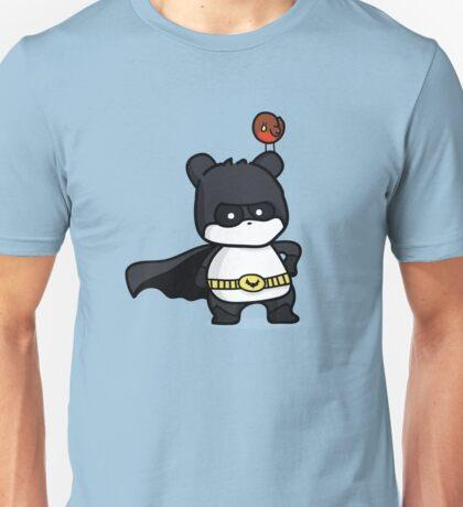 BatPanda and a Robin Unisex T-Shirt