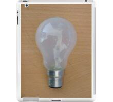 a Bright Idea iPad Case/Skin