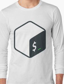 Official Bash Logo Long Sleeve T-Shirt