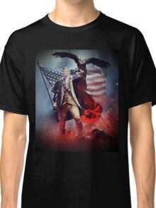 Donald Trump Leading America Out of Hell... Classic T-Shirt