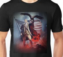 Donald Trump Leading America Out of Hell... Unisex T-Shirt