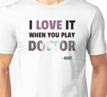 Root & Shaw - Doctor Unisex T-Shirt