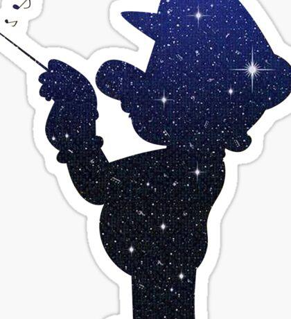 Mario galaxy Sticker