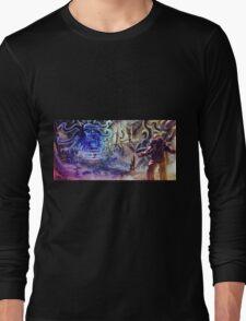 BigBlueHead Long Sleeve T-Shirt