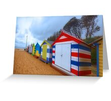 Brighton - Big and Bold Greeting Card