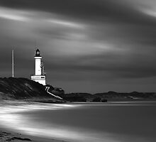 Point Lonsdale Lighthouse by Hans Kawitzki