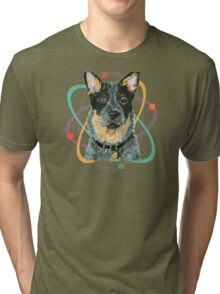 Beaut Australian Cattle Dog Tri-blend T-Shirt