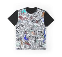 Retro Bodies Graphic T-Shirt
