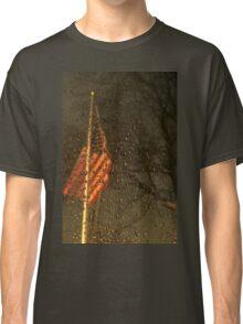 Freezing Flag Classic T-Shirt