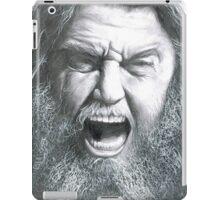 Tom Araya - Slayer iPad Case/Skin