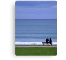 Cold Wind Canvas Print