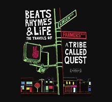 Beats Rhymes Life A tribe Called Quest ATCQ Unisex T-Shirt